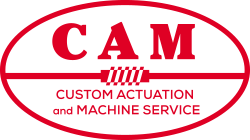 Custom Actuation and Machine Service